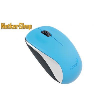 Genius NX-7000 (31030109109) Wireless BlueEye kék egér (2 év garancia)
