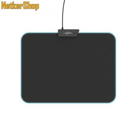 Hama uRage Lethality 200 (186045) RGB fekete gaming egérpad (1 év garancia)