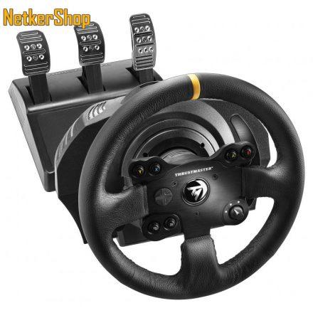 Thrustmaster TX Racing Wheel Leather Edition PC/Xbox One kormány + pedál (2 év garancia)