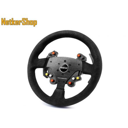 Thrustmaster TM Rally Wheel Add-On Sparco R383 Mod PC/PS3/PS4/Xbox One kormánykerék (2 év garancia)