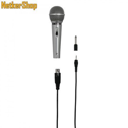 Hama DM 40 (46040) dinamikus mikrofon (1 év garancia)