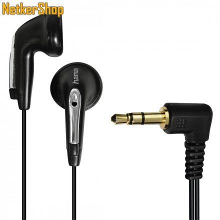 Hama HK-1103 (122718) fekete fülhallgató (1 év garancia)