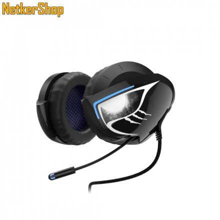 Hama uRage SoundZ 500 (186000) fekete nyakpántos mikrofonos gaming fejhallgató headset (1 év garancia)