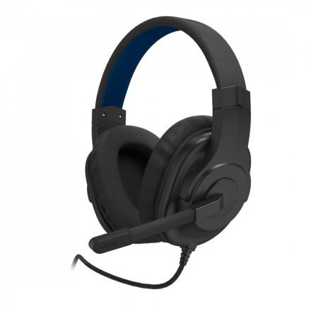 Hama uRage SoundZ 100 (186007) fekete mikrofonos gaming fejhallgató headset (1 év garancia)