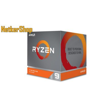 AMD Ryzen 9 3900X 3.8GHz AM4 dobozos processzor CPU (3 év garancia)
