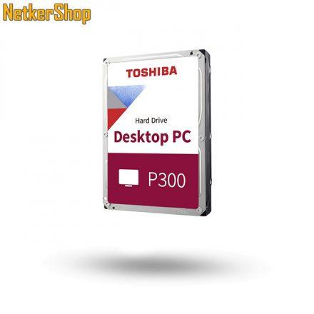 Toshiba P300 HDWD240UZSVA 4TB 5400rpm SATA3 128MB merevlemez winchester HDD (2 év garancia)