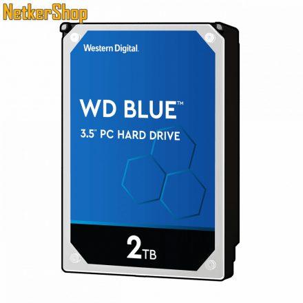 Western Digital Blue WD20EZAZ 2TB 5400rpm SATA3 256MB merevlemez winchester HDD (2 év garancia)