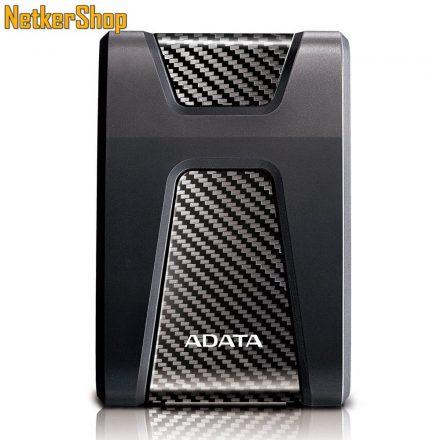 """A-Data HD650 (AHD650-2TU31-CBK) 2TB USB3.1 fekete 2.5"""" külső merevlemez winchester HDD (3 év garancia)"""