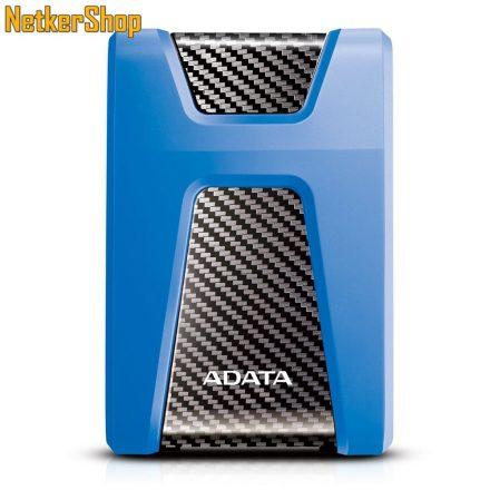 """A-Data HD650 (AHD650-1TU31-CBL) 1TB USB3.1 kék 2.5"""" külső merevlemez winchester HDD (3 év garancia)"""