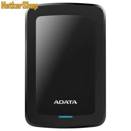 """A-Data HV300 (AHV300-1TU31-CBK) 1TB USB3.1 fekete 2.5"""" külső merevlemez winchester HDD (3 év garancia)"""