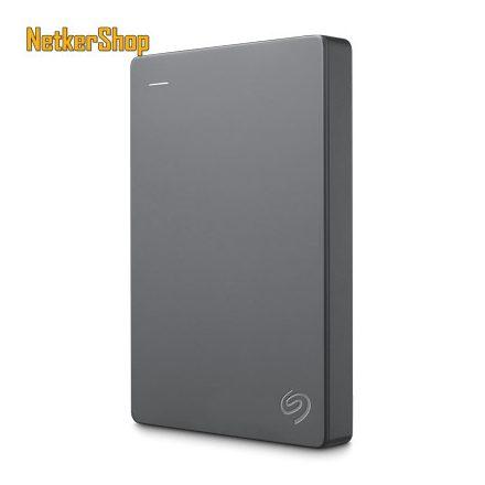 """Seagate Basic Portable STJL1000400 1TB USB3.0 fekete 2.5"""" külső merevlemez winchester HDD (2 év garancia)"""