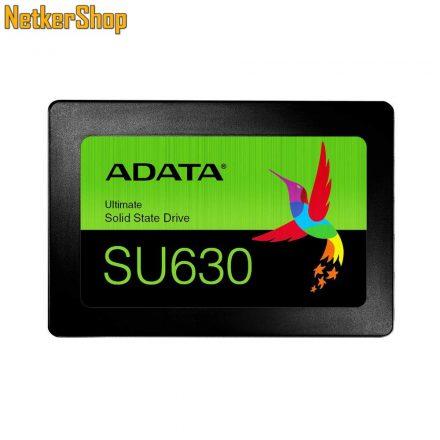 "A-Data Ultimate SU630 (ASU630SS-240GQ-R) 240GB SATA3 2.5"" SSD merevlemez (3 év garancia)"