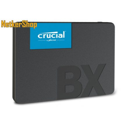 "Crucial BX500 (CT2000BX500SSD1) 2TB SATA3 2.5"" SSD merevlemez (3 év garancia)"