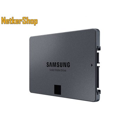 "Samsung 870 QVO (MZ-77Q1T0BW) 1TB SATA3 2.5"" SSD merevlemez (3 év garancia)"