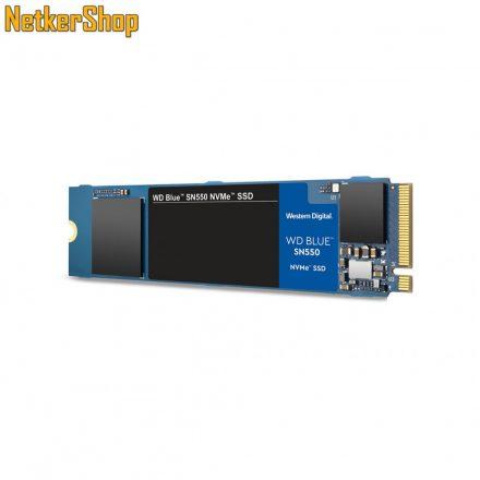 Western Digital Blue SN500 WDS500G2B0C 500GB PCIe Gen3x4 NVMe M.2 2280 SSD merevlemez (5 év garancia)